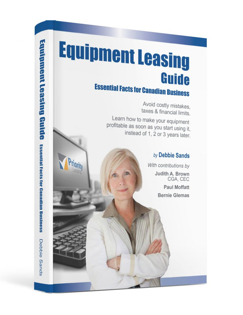 Equipment Leasing Book Cover